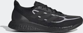 adidas Supernova+ core black/iron metallic (men) (FX6649)