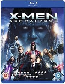 X-Men: Apocalypse (Blu-ray) (UK)