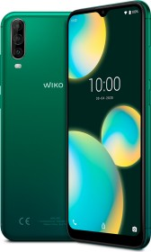 Wiko View 4 Lite deep green