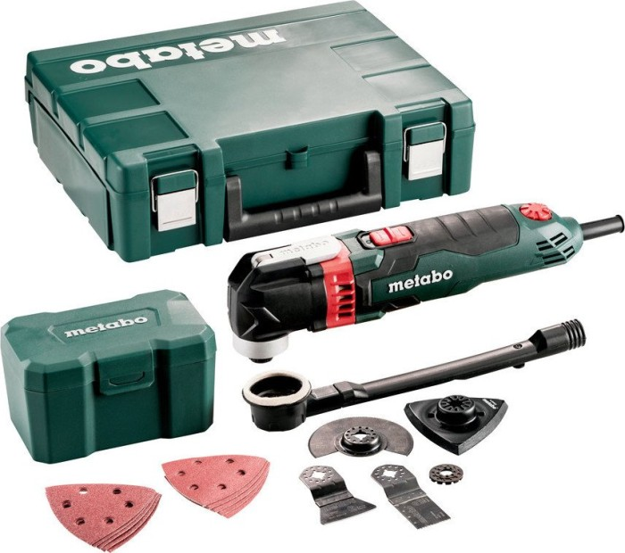 Metabo MT 400 Quick set electric multifunctional tool incl. case (601406500)