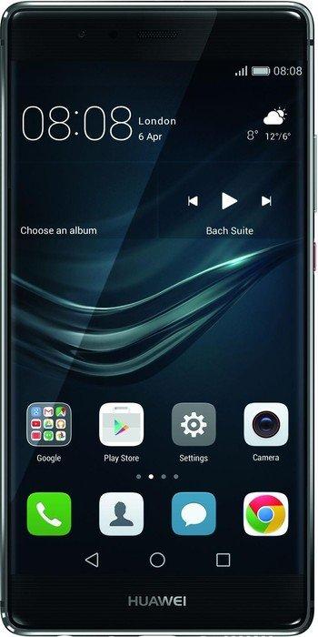 Huawei P9 Plus grau