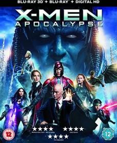 X-Men: Apocalypse (3D) (Blu-ray) (UK)