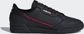 adidas Continental 80 core black/scarlet/collegiate navy (B41672)