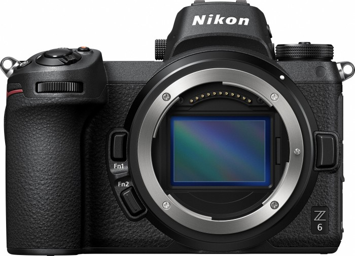 Nikon Z 6 black with mount adapter FTZ (VOA020K002)