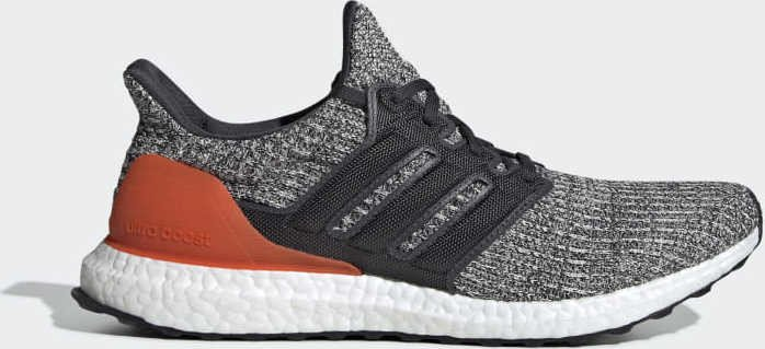 new concept a50a9 1659d adidas Ultra Boost grey/carbon/active orange (men) (DB2834) from £ 75.00