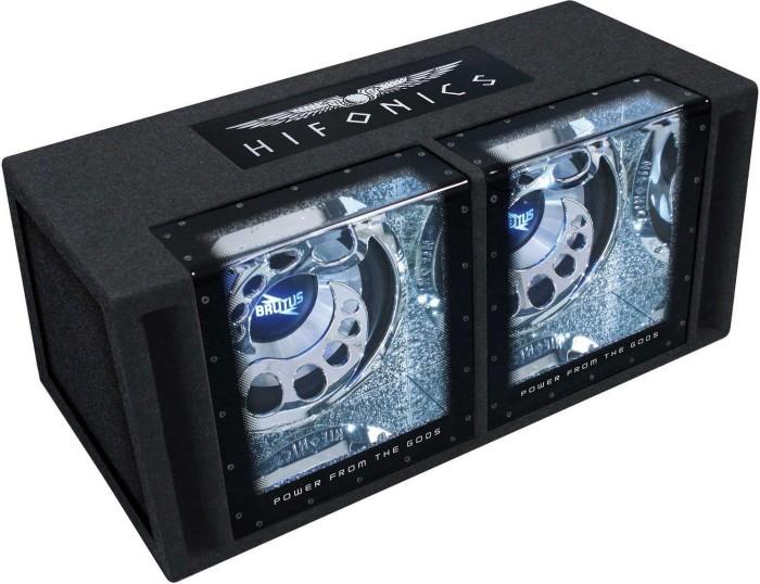 Hifonics Brutus BXi12DUAL -- via Amazon Partnerprogramm
