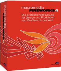 Adobe: Fireworks 4.0 Schulversion (englisch) (PC)