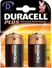 Duracell Plus Mono D, 2er-Pack