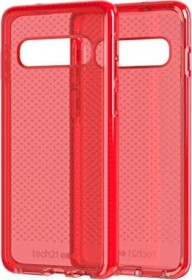 tech21 Evo Check für Samsung Galaxy S10 bright rouge (T21-6920)