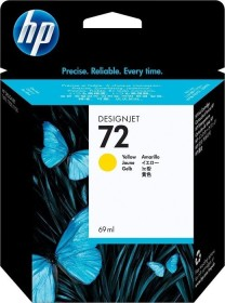 HP ink 72 yellow 69ml (C9400A)