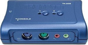 TRENDnet TK-208K, double