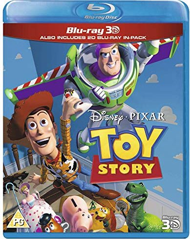Toy Story (3D) (Blu-ray) (UK) -- via Amazon Partnerprogramm