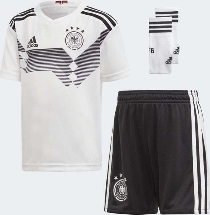 3cbc7faf0fa adidas FIFA WM 2018 Germany mini home equipment (Junior) (BR7836 ...