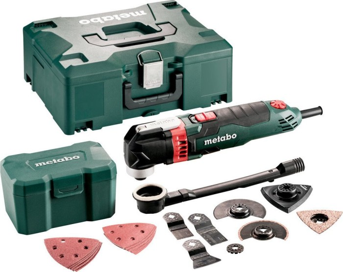 Metabo MT 400 Quick set electric multifunctional tool incl. case (601406700)