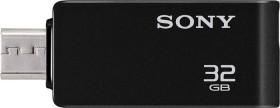 Sony Micro Vault OTG SA2 32GB, USB-A 2.0/USB 2.0 Micro-B (USM32SA2B)