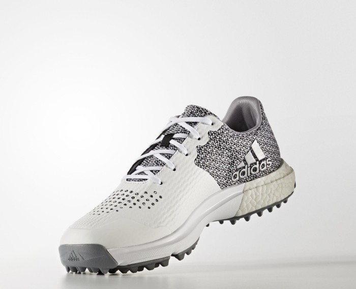 adidas Adipower S Boost 3 footwear white silver metallic light onix (men)  (Q44776) starting from £ 89.95 (2019)  7fb0a2ab6