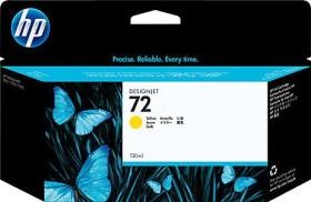 HP ink 72 yellow 130ml (C9373A)