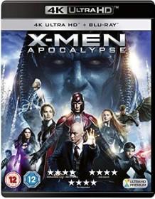 X-Men: Apocalypse (4K Ultra HD) (UK)