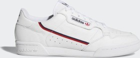 adidas Continental 80 ftwr white/scarlet/collegiate navy (B41674)