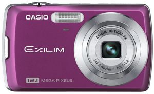 Casio Exilim EX-Z35 purple
