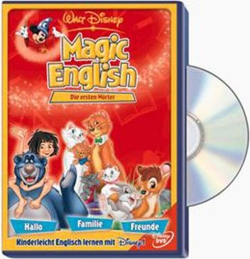 Magic English 1 - Die ersten Wörter -- via Amazon Partnerprogramm