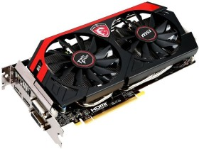 MSI GeForce GTX 780 Gaming, N780 TF 3GD5/OC, 3GB GDDR5, 2x DVI, HDMI, DP (V298-002R)