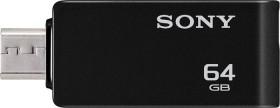 Sony Micro Vault OTG SA2 64GB, USB-A 2.0/USB 2.0 Micro-B (USM64SA2B)