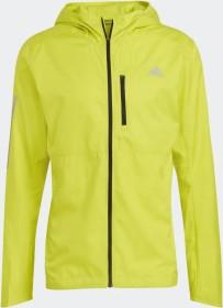 adidas Own The Run Hooded Laufjacke acid yellow (Herren) (GJ9950)