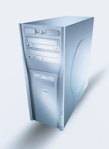 Fujitsu Scaleo 800s, Athlon XP 2600+