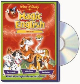 Magic English 2 - Tiersafari