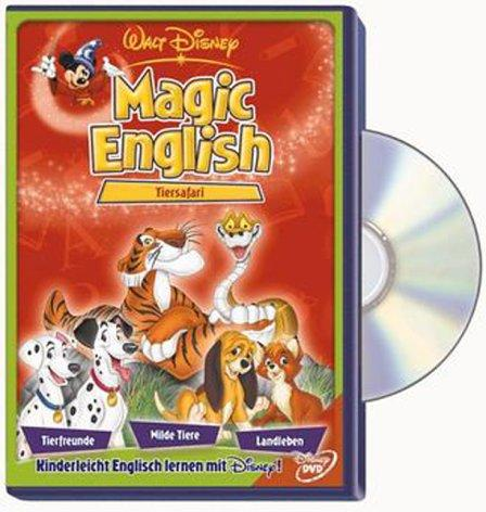 Magic English 2 - Tiersafari -- via Amazon Partnerprogramm
