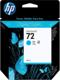HP Tinte 72 cyan 69ml (C9398A)