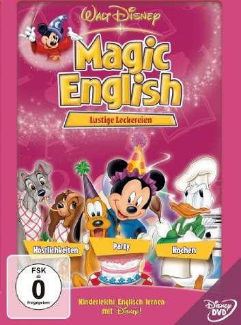 Magic English 3 - Lustige Leckereien -- via Amazon Partnerprogramm