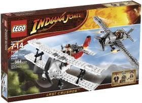 LEGO Indiana Jones - Flucht im Flugzeug (7198)