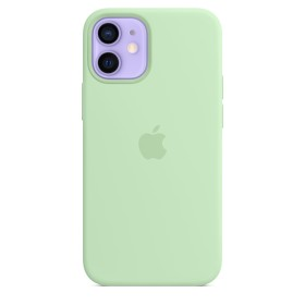 Apple iPhone 12 mini Silicone Case with MagSafe Pistachio (MJYV3ZM/A)