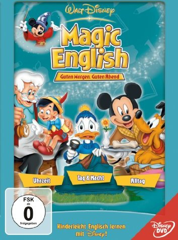 Magic English 4 - Guten Morgen, guten Abend -- via Amazon Partnerprogramm
