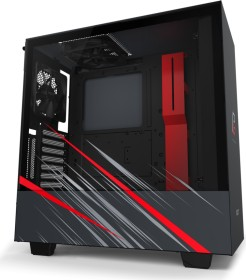 NZXT H510i Phantom Gaming Special Edition, Glasfenster (CA-H510i-AR)