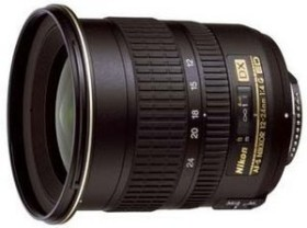 Nikon AF-S DX 12-24mm 4.0G IF-ED black (JAA784DA)