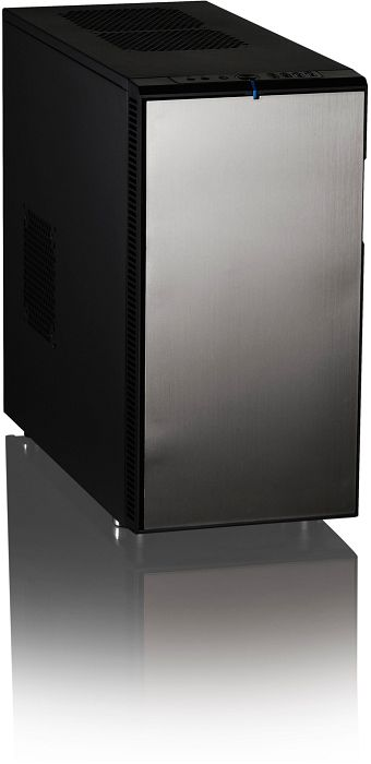 Fractal Design Define R4 titanium Grey, noise-insulated (FD-CA-DEF-R4-TI)