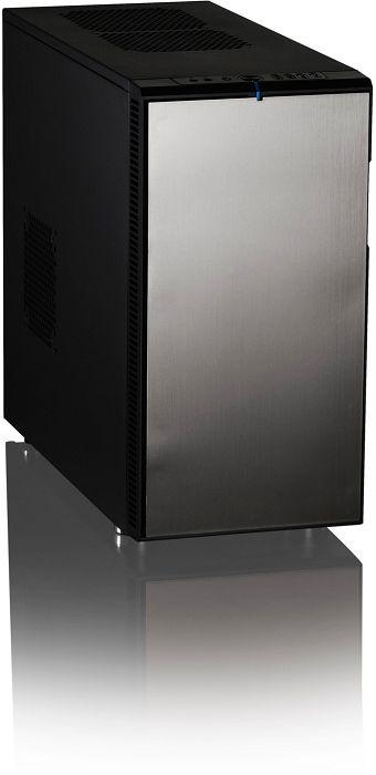Fractal Design Define R4 Titanium Grey, schallgedämmt (FD-CA-DEF-R4-TI)