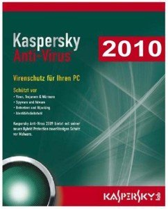 Kaspersky Lab: Anti-Virus 2010 (English) (PC)