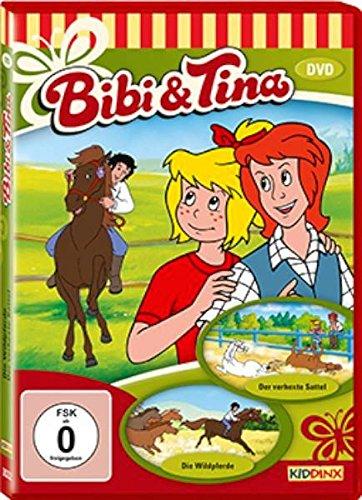 Bibi und Tina Pack 2: Die Wildpferde, Der verhexte Sattel -- via Amazon Partnerprogramm