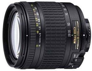 Nikon AF 28-200mm 3.5-5.6G IF-ED schwarz (JAA783DC/JAA783DF)