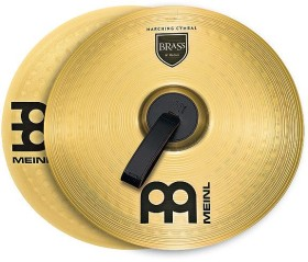 """Meinl Student Range Marching cymbals Brass 13"""" (MA-BR-13M)"""