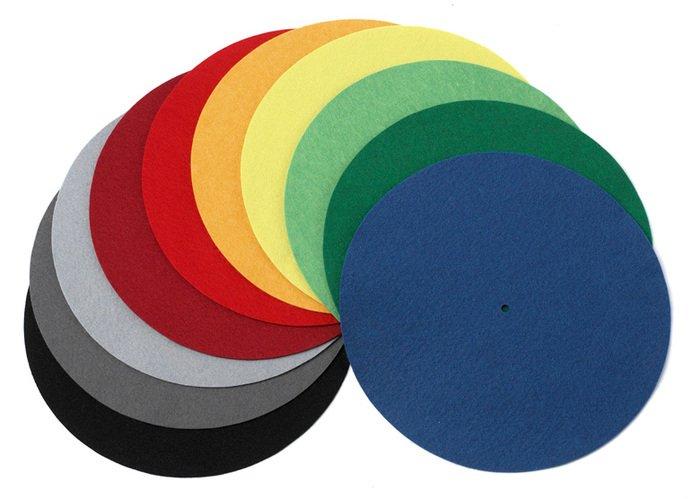 Pro-Ject Felt Mat Slipmat (various colours)
