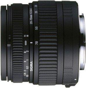 Sigma AF 28-70mm 2.8-4.0 Asp for Canon EF black (633927)