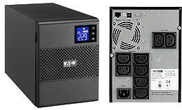 Eaton 5SC 1000VA, USB/seriell (5SC1000i)
