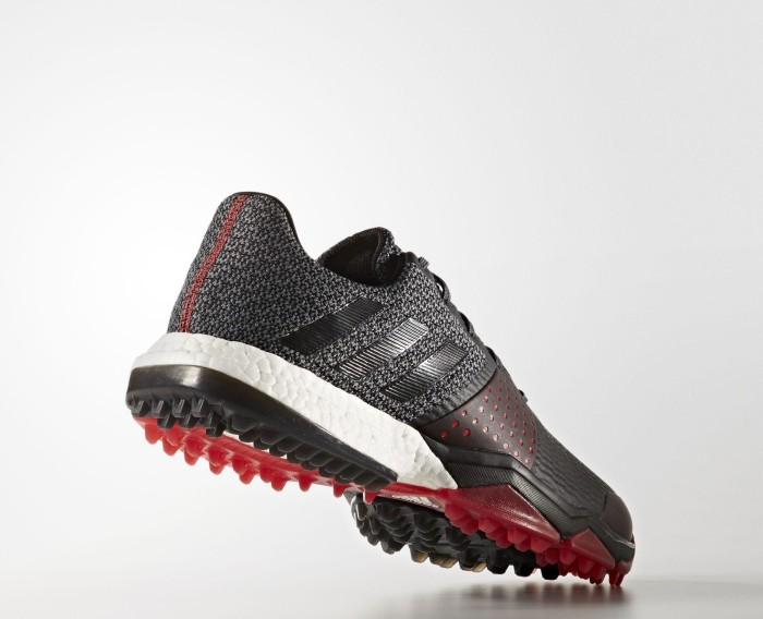 163019b153f1 adidas Adipower S Boost 3 onix core black scarlet (men) (Q44778) starting  from £ 55.00 (2019)