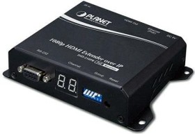 Planet High definition HDMI extender Receiver over IP with PoE (IHD-210PR)