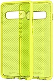 tech21 Evo Check für Samsung Galaxy S10+ neon yellow (T21-6954)